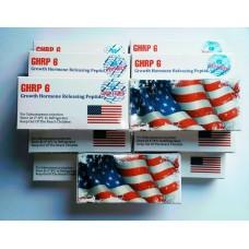 GHRP-6 (соматотропин-высвобождающий пептид - 6) 5 mg