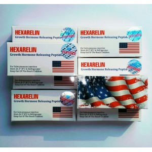 Hexarelin (Growth Hormone Releasing Peptide) 2 mg